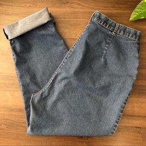 Vintage High Waist Jeans